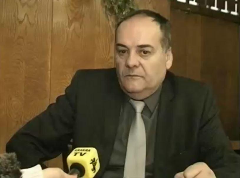 Кметът на Перник Иван Иванов пред ТВ Кракра