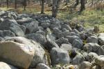 Каменна река над Селимица (морени)