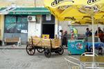 Новата придобивка на ресторант Витоша - автентично направена каруца