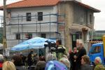 Професионални телевизионни оператори заснемаха прецизно и в пек и в дъжд