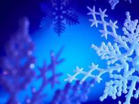 Снежинка, сняг