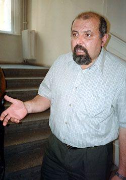 Дамян Дамянов - снимка от Новинар, 2002 година