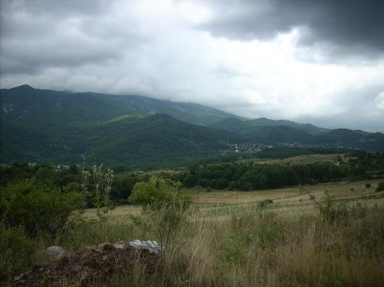 Югозападните склонове на Витоша