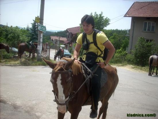 Влади - главният ездач от Пловдив