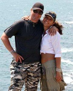 Николай Стоянов и Диана Гигова - новодомци от Кладница