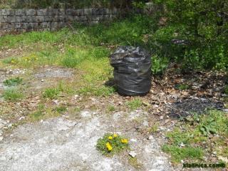 Почистване от туристически отпадъци