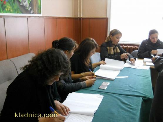 СИК - секционна избирателна комисия село Кладница