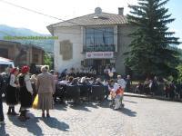 Откриването на Витошки напеви в село Кладница