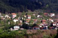 Яровец - снимка на махалата от село Рударци - едър план