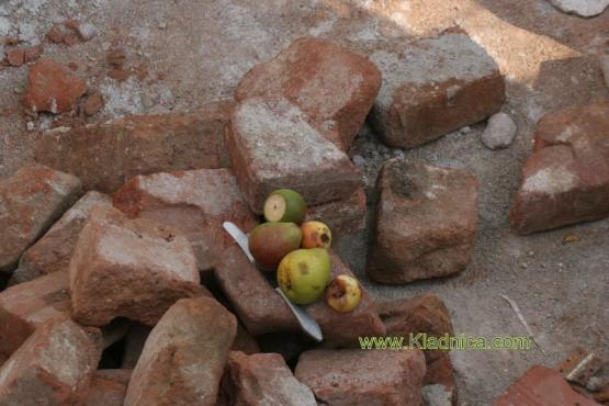 Кладница: круши, тухли и ябълки