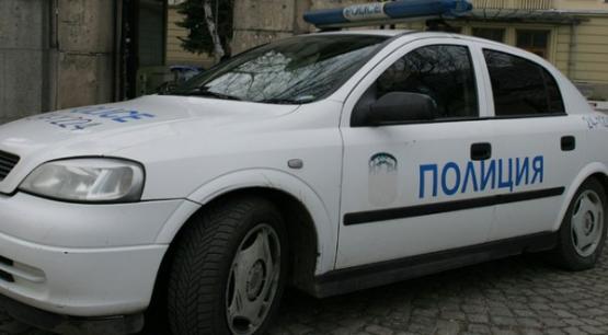 Полицейска патрулка Перник