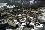 Това е склонът на Могилата, гледащ към Перник. Гората в долния край е била предп