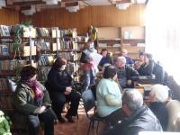 Обучение по програма Глобални библиотеки