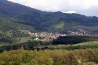 Яровец - снимка на махалата от село Рударци