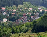 Началото на село Кладница